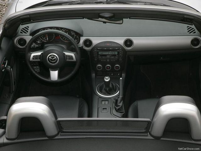 McCarthy Call-A-Car: New MAZDA MX-5 2.0i Roadster Coupe MY09. www.callacar.co.za