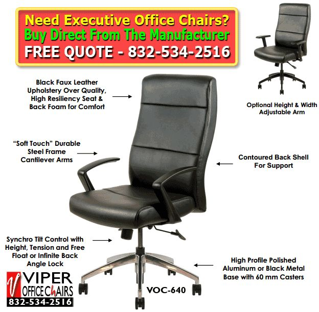 Ergonomic, Modern & Comfortable Management & Executive Office Chairs For Sale Direct From The Manufacturer
