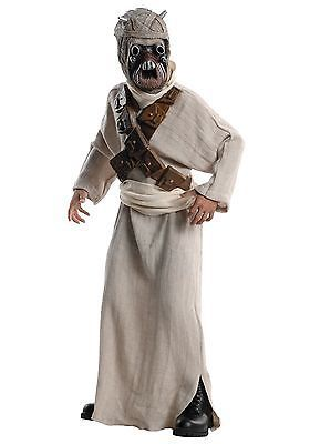 Boys 80913: Deluxe Kids Tusken Raider Costume -> BUY IT NOW ONLY: $48.98 on eBay!