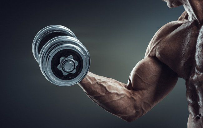 This biceps workout will blast every muscle fiber