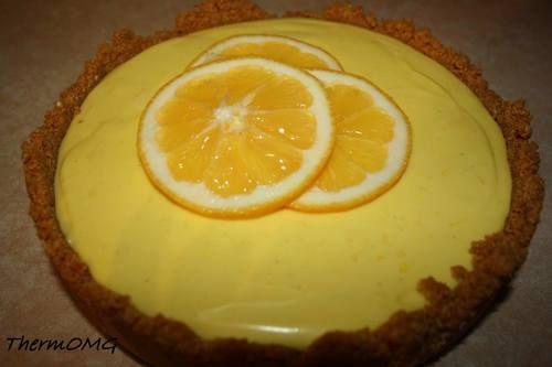 Annie's Lemon Cheesecake — ThermOMG