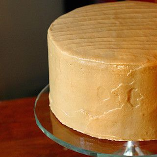 Two Day Caramel Cake--sounds demanding but delicious!