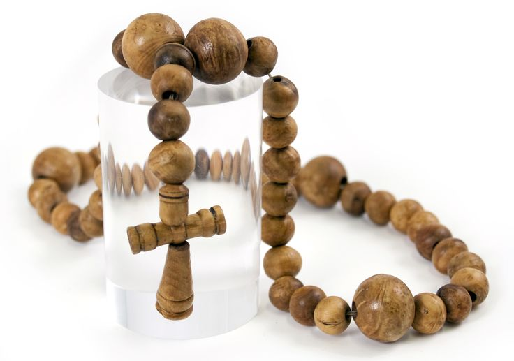 Rosary found on board the carrack 'Mary Rose' 1545