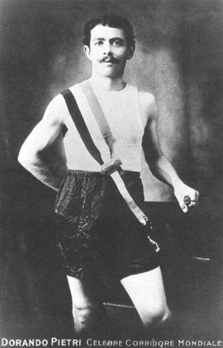 DORANDO PIETRI (1885 - 1942)
