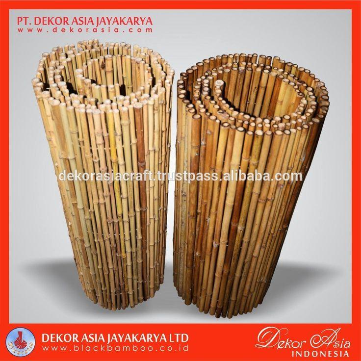 Full round roll of bamboo cendani, View bamboo cendani, DEKOR ASIA Product Details from PT. DEKOR ASIA JAYAKARYA on Alibaba.com