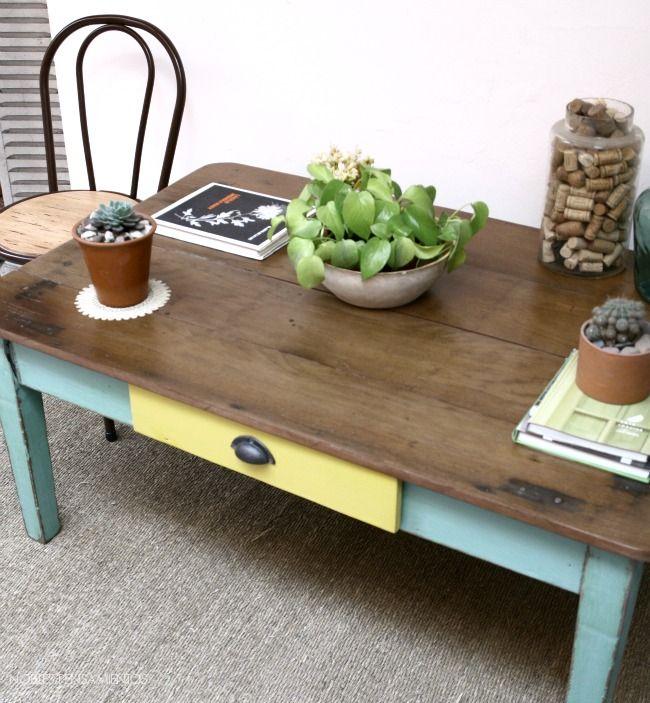 11 best Mesas ratonas images on Pinterest | Home ideas, Decorating ...