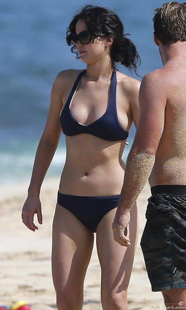 jennifer lawrence bikini | ... : Jennifer Lawrence, l'attrice mostra il fisico in bikini alle Hawaii