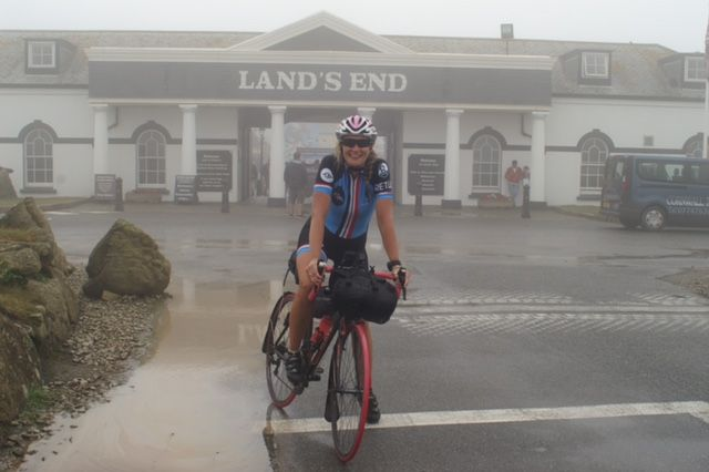 Top Tips for Riding John O'Groats to Land's End )953 miles) from a Yorkshire Mum who did it -- Gemma Towell shares her story and tips.