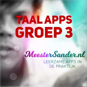 Een hele nieuwe afdeling op MeesterSander.nl. De apps voor groep 3! Sinds dit schooljaar geef ik ook les aan groep 3. Super gaaf om te mogen doen. Natuurlijk werk ik ook daar met apps. Deze ervarin…