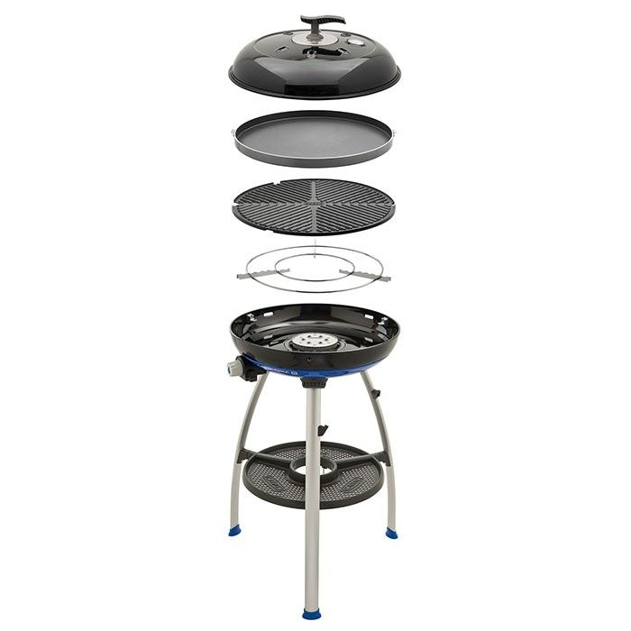 Cadac Carri Chef 2 Gas BBQ/Chef Pan Combo