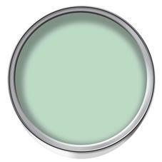 2 5l of wilko colour matt emulsion paint in mint crisp. Black Bedroom Furniture Sets. Home Design Ideas