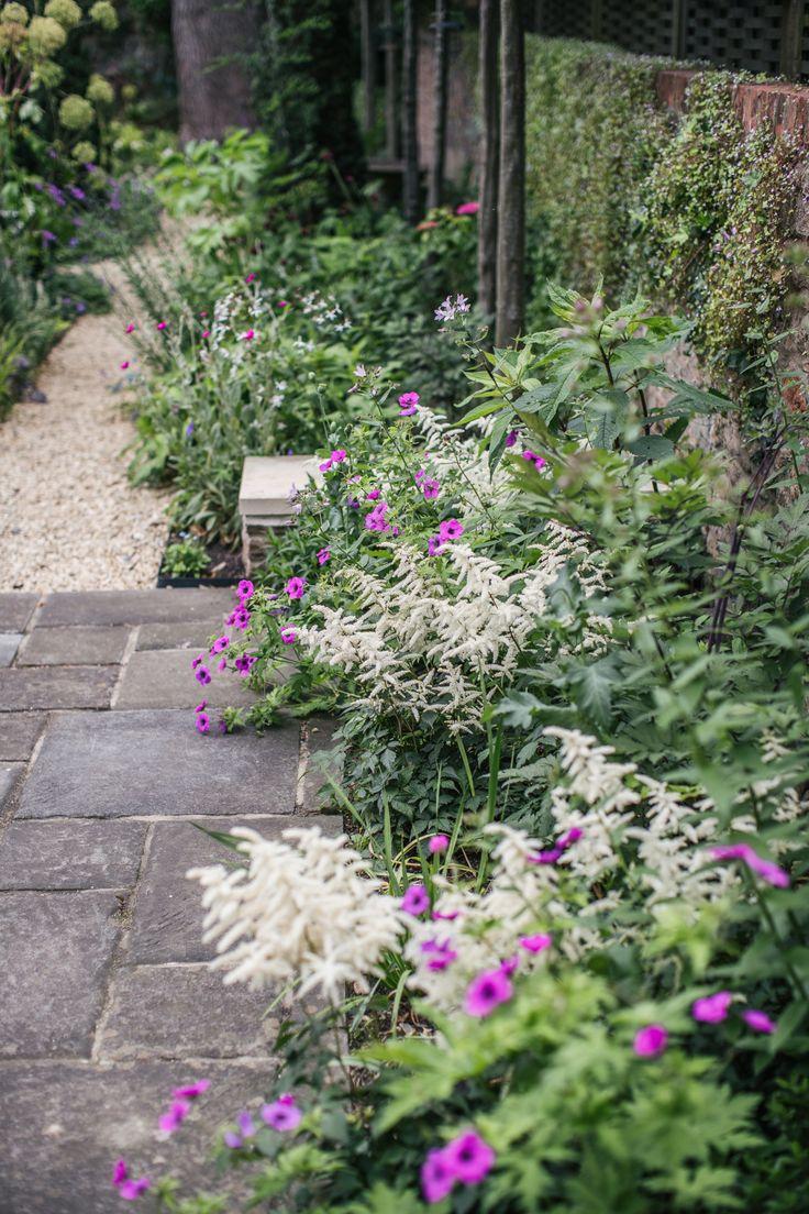 Before & After A Modern Courtyard Garden for a Historic