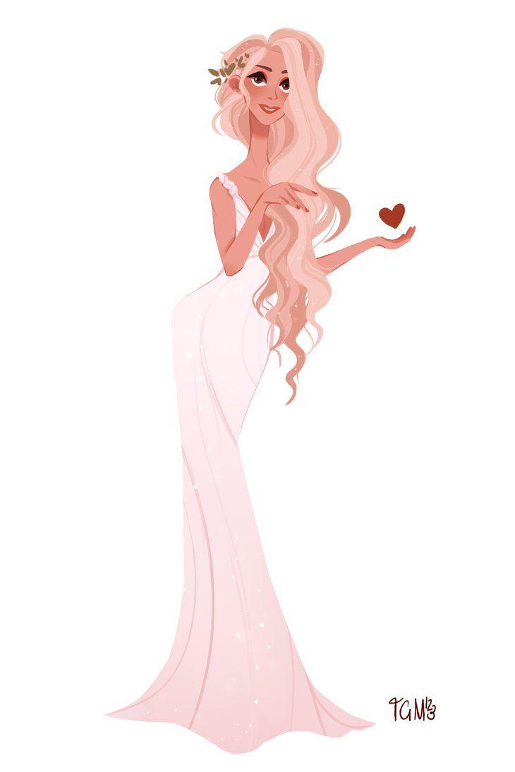 Afrodita es la diosa mas bonita de todas