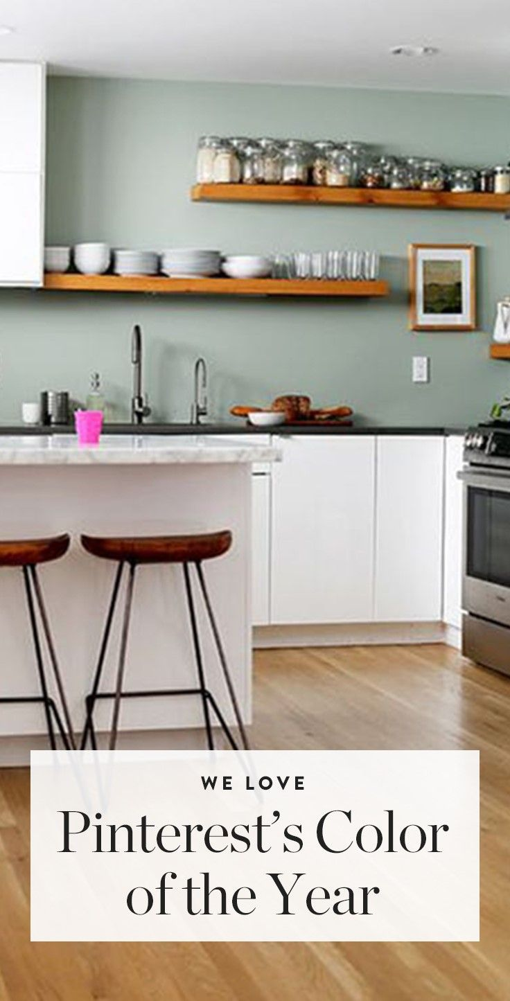 Forget Pantone S Color Of The Year We Re Swooning Over Pinterest S Small Kitchen Decor Kitchen Decor Inspiration Kitchen Design