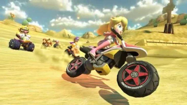 Top Games | Mario Kart 8 - Nintendo Wii U Upadate 2014