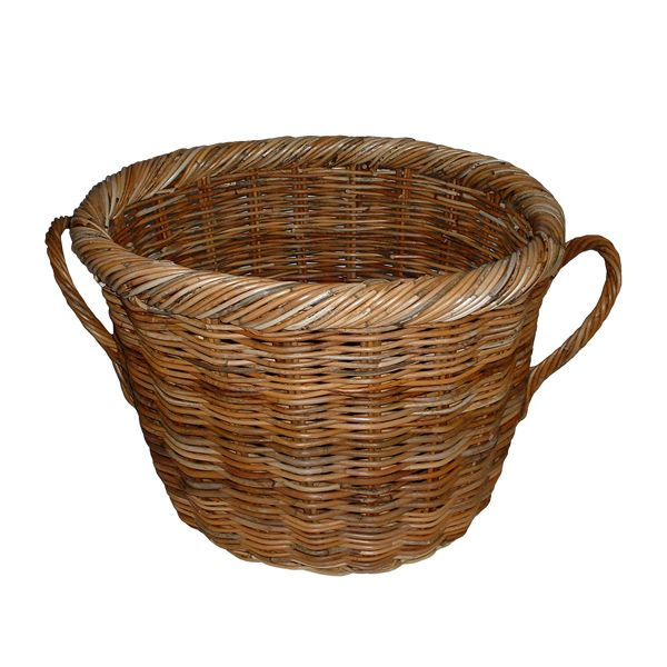 Short Kindling, Laundry, Floor display Basket
