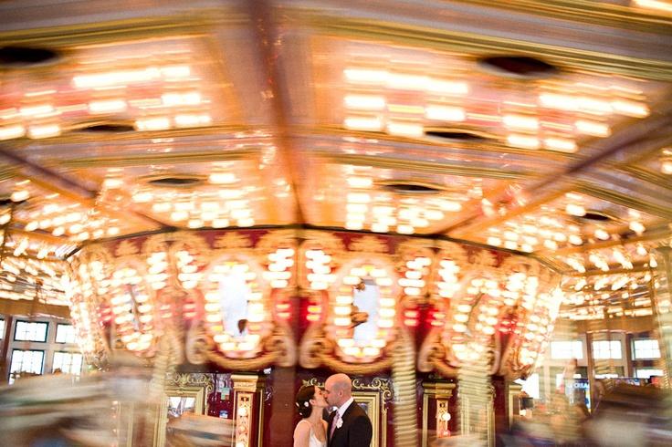 A super fun shot from Daniel Aaron Sprague: Weddings, Fun Shots, Snapknot Com, Snapknot Boston