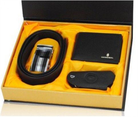 Leather Wallet, Key Ring & Belt Set from #ikOala #shopping #deal. Just $59 delivered Australia wide.