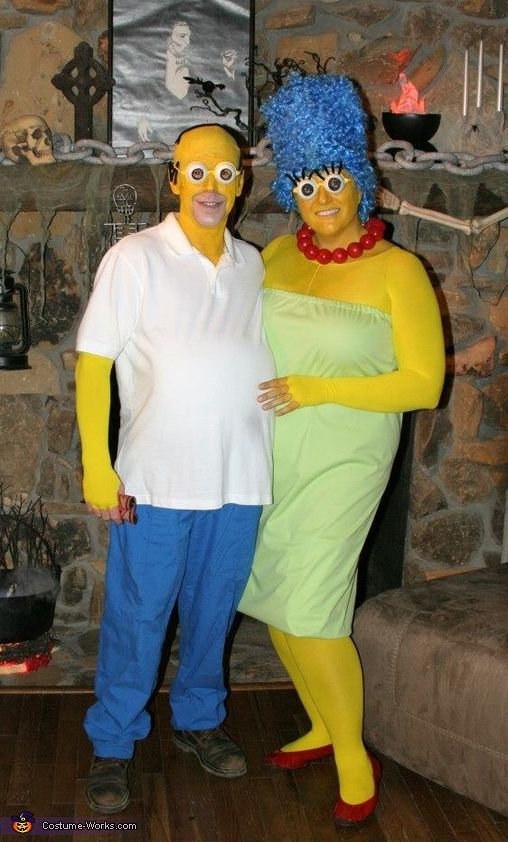 Marge simpson dress plus size