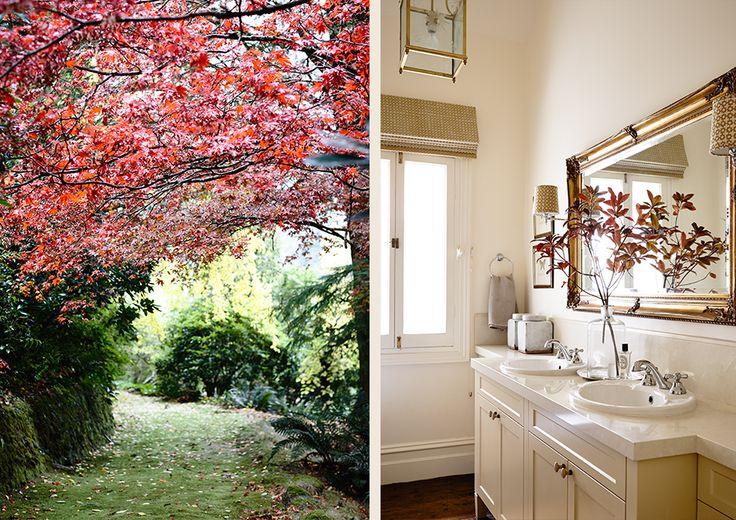 #interiordesign #country #adelaidebragg #design #mtmacedon #bathroom #garden
