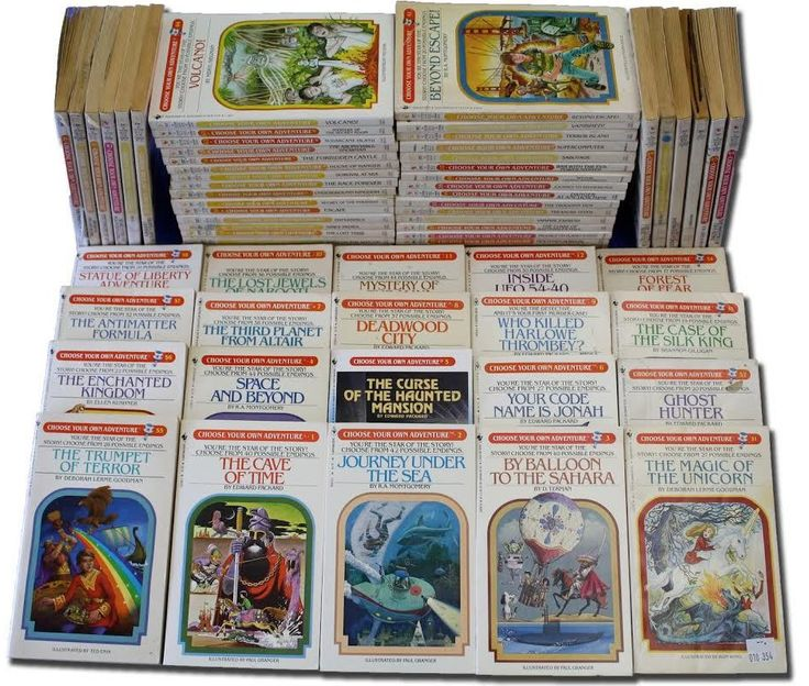 R.A. Montgomery, the publisher of the Choose Your Own Adventure series of books, passed away earlier this month at age 78. That series debuted in 1976 and went on to terrific success. It also figur...