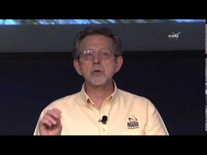 VIDEO. Enfin, la Nasa a découvert de l'eau liquide sur Mars