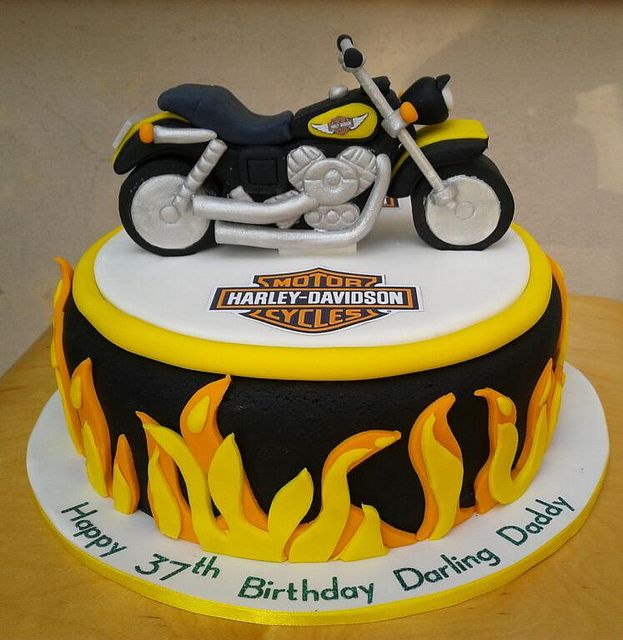 Harley Davidson Bike | Flickr: Intercambio de fotos