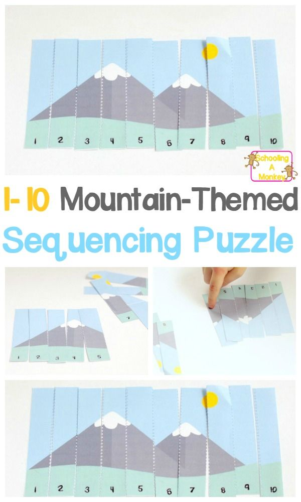 Sequencing Activities for First Grade | Study.com