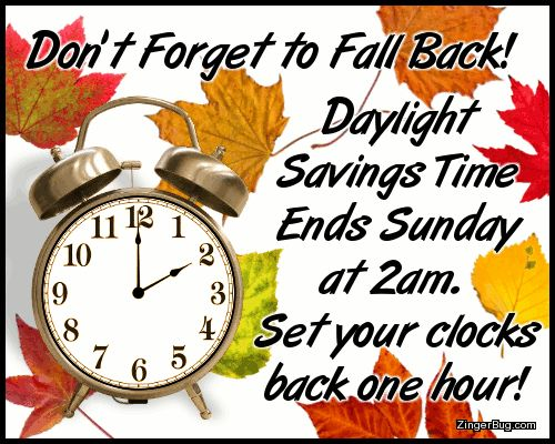 17 Best images about Daylight Savings on Pinterest | This weekend ...