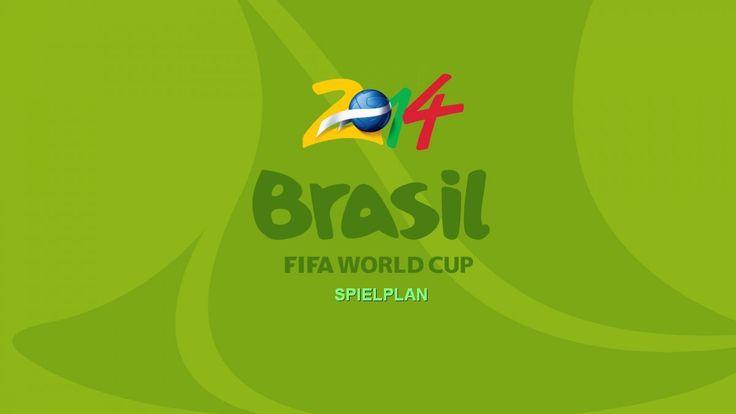 #FIFA #Fußball #WM2014 #Spielplan > STARSonTV