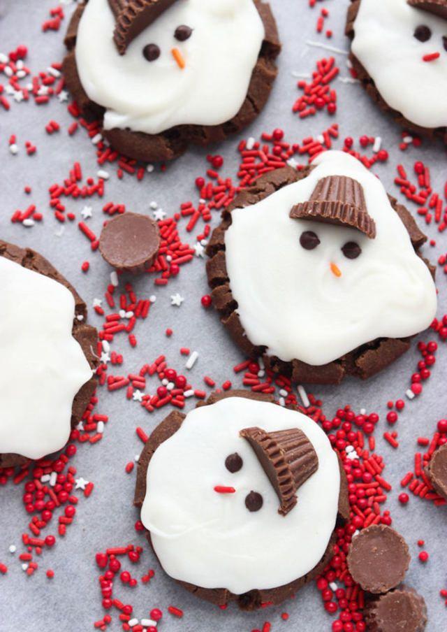 5 x vrolijke kerst snacks voor kinderen