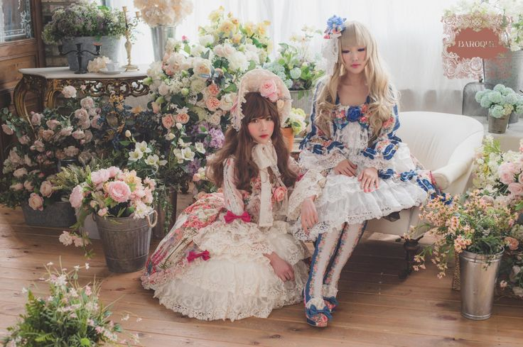 The World is Full of Beauty | frederica1995: Baroque x Sakizo 3rd...