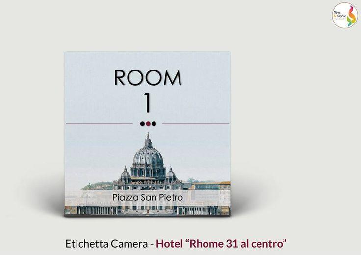Etichetta Camera
