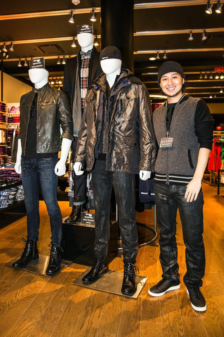 NYLON x Express Store Grand Opening - NYLON's Mitsu Tsuchiya