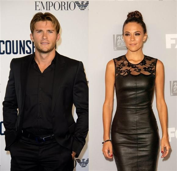 "Scott Eastwood and Jana Kramer are smittenThose drool-triggering, yacht-based photos continue to pay dividends to Scott Eastwood. Us Weekly says he recently started dating actress-country singer Jana Kramer after being introduced by mutual friends.	""They are definitely into each other,"" says a source.Last weekend, Eastwood, 27, and Kramer, 29, were spied holding hands backstage at two of the crooner's concerts.""It's not like Scott to commit so fast,"" explains another insider, ""but he's…"