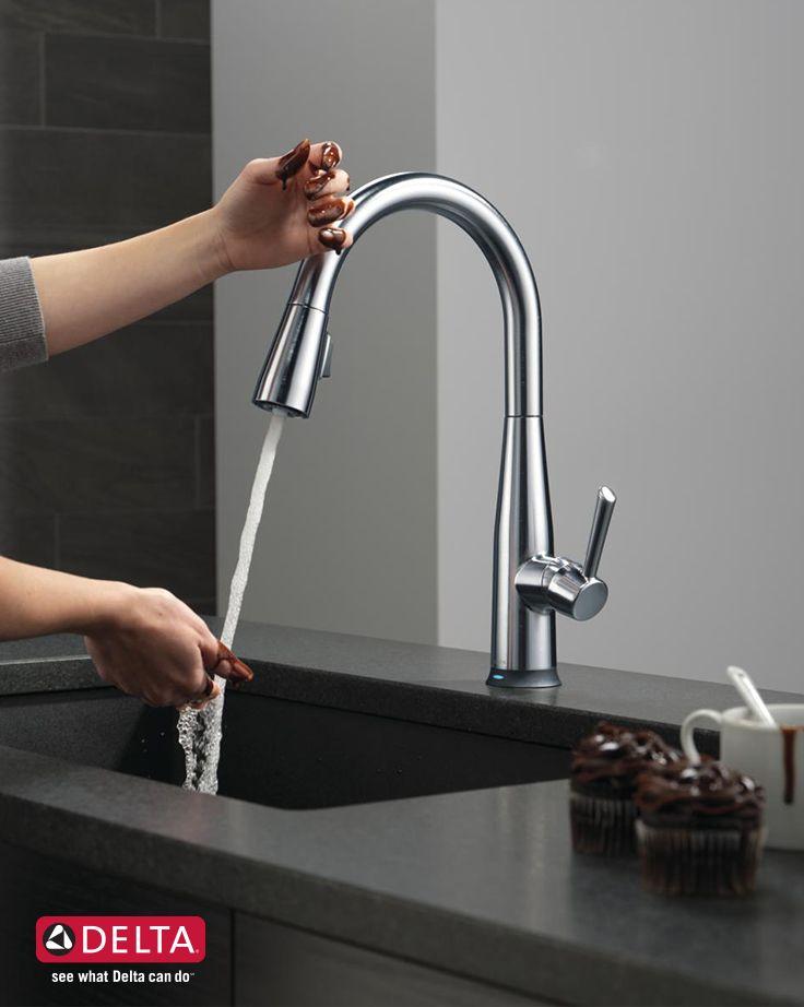 9113t Dst Kitchen Faucet Delta Kitchen Faucet Kitchen Sink Remodel