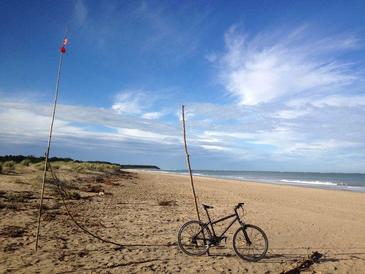 Pointe Espangnole - beautiful coast! #charente #maritime