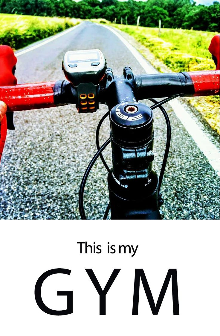 This is my Gym :-)  #radfahrer #fahrradfahrer #rennrad #mtb #radrennen