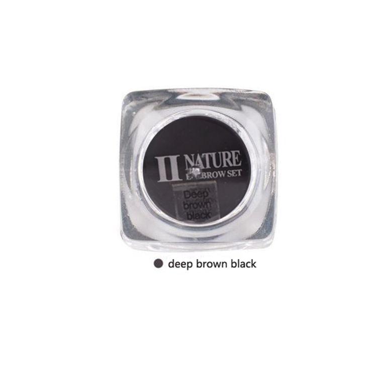 Biomaser PCD Permanent Makeup Pigments Tattoo ink 1pcs/lot Deep Brown Black Color For Eyebrow Lip make up Microblading