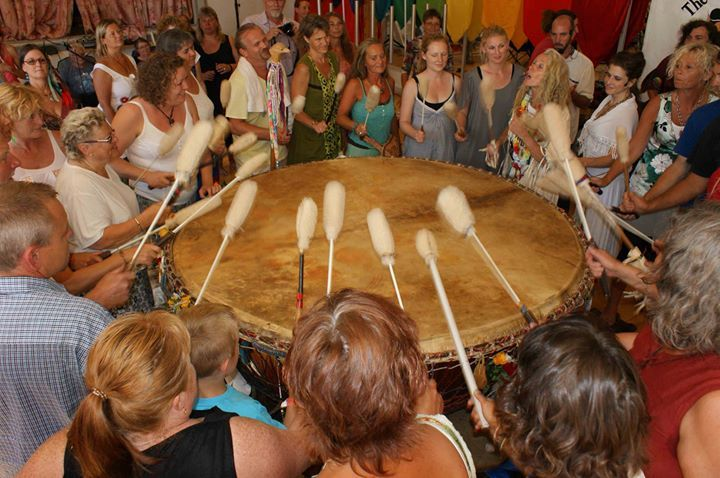 kookaburra musical shamanic drum - Google Search