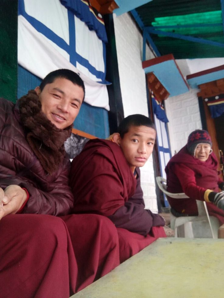 Lobsang and Mepham