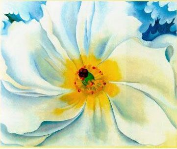121 best georgia okeeffe images on pinterest georgia okeefe art georgia okeefe white flower 1929 mightylinksfo