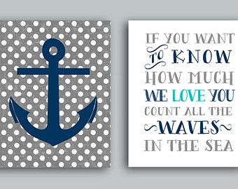 Nautical Nursery Wall Decor best 25+ nautical nursery decor ideas on pinterest | nautical