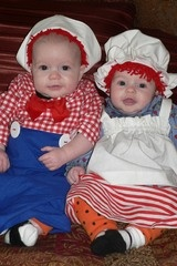 click to enlarge twins halloween costumestwin - Baby Twin Halloween Costumes
