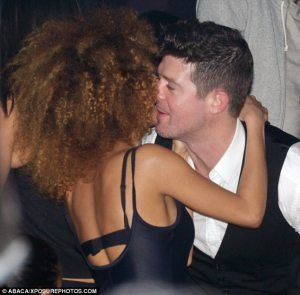 Thin Line Between Flirting and Disrespect! Insights on Robin Thicke! « Happily Divorced and After