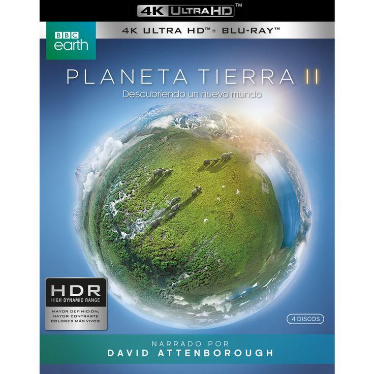 Planeta Tierra II [Vídeo] / [documental dirigido por Elizabeth White, Justin Anderson, Ed Charles, Chudden Hunter, Fredi Devas, Emma Napper]