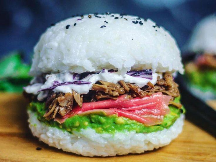 Dernière folie culinaire repérée sur Instagram : le sushi burger