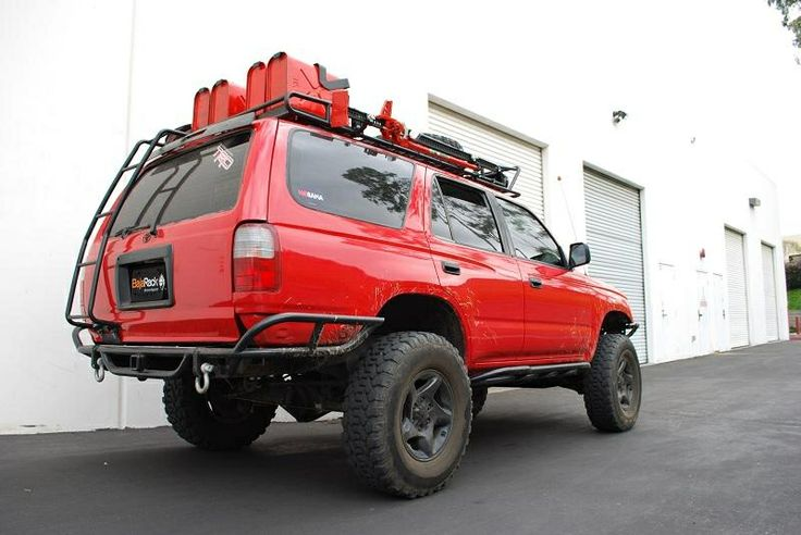 Roof Basket For My 4runner Stuff To Buy Lifted Subaru