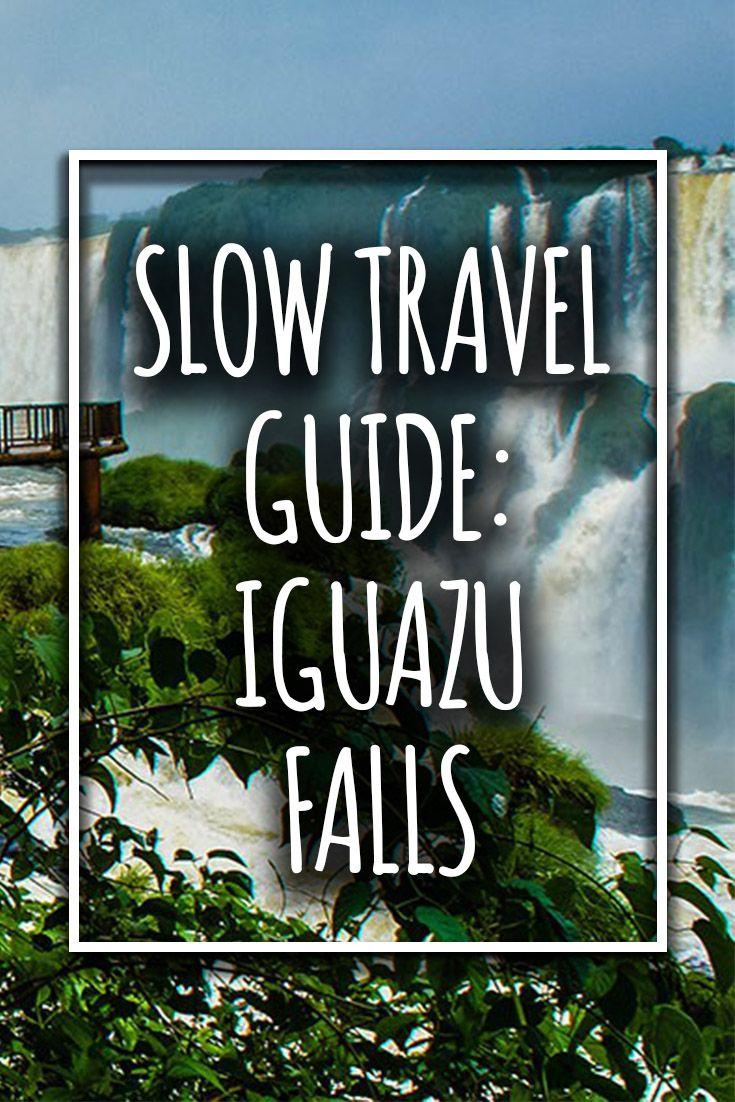 Foz do Iguaçu |  Paraná | Brazil | Iguazu Falls | Brazil | Backpacking