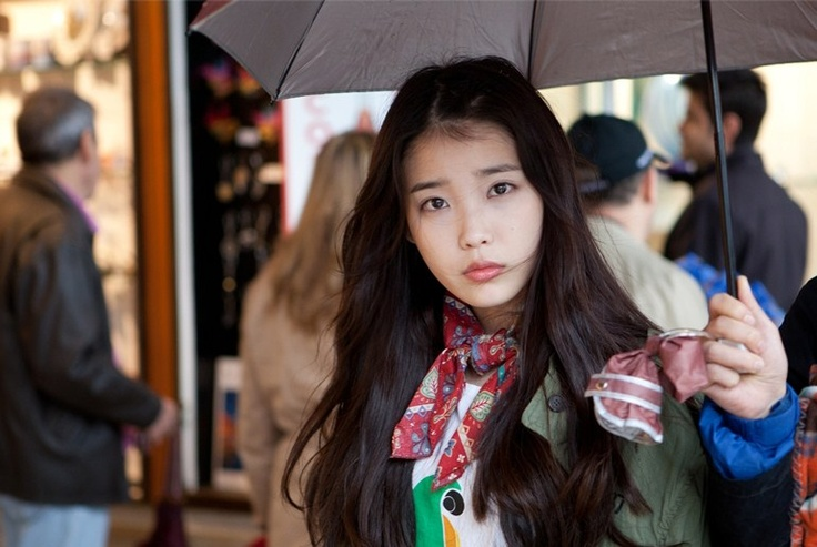IU - 'Spring Of A Twenty Year Old' <3